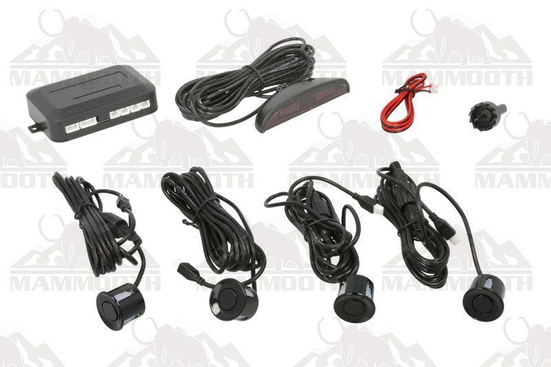 Set senzori de parcare MAMMOOTH CP5B