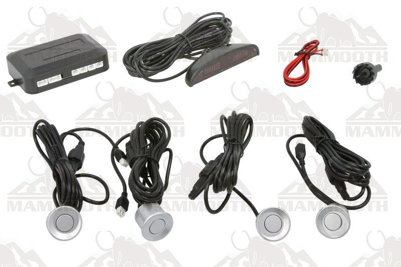 Set senzori de parcare MAMMOOTH CP5S