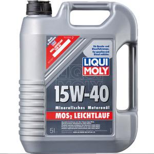 ULEI MOTOR LIQUI MOLY 2193/2571 MOS2 LEICHTLAUF 15W40 5L