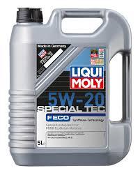 ULEI MOTOR LIQUI MOLY SPECIAL TEC 5W20 5L