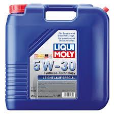 ULEI MOTOR LIQUI MOLY 1181 LEICHTLAUF SPECIAL 5W30 20L