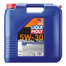 ULEI MOTOR LIQUI MOLY 1194 SPECIAL TEC LL 5W30 20L