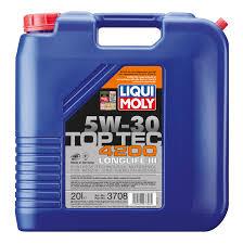 ULEI MOTOR LIQUI MOLY TOP TEC 4200 5W30 20L