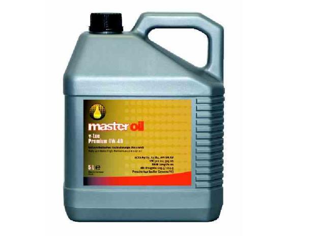 ULEI MOTOR MASTER OIL V-TEC PREMIUM 0W40 5L
