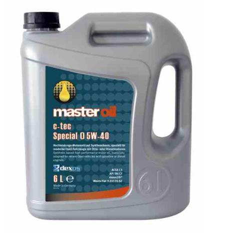ULEI MOTOR MASTER OIL C-TEC SPECIAL 0 5W40 6L