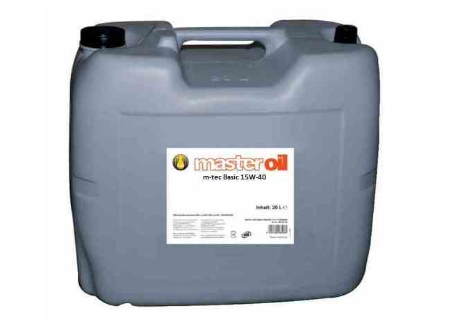 ULEI MOTOR MASTER OIL M-TEC BASIC 15W40 20L