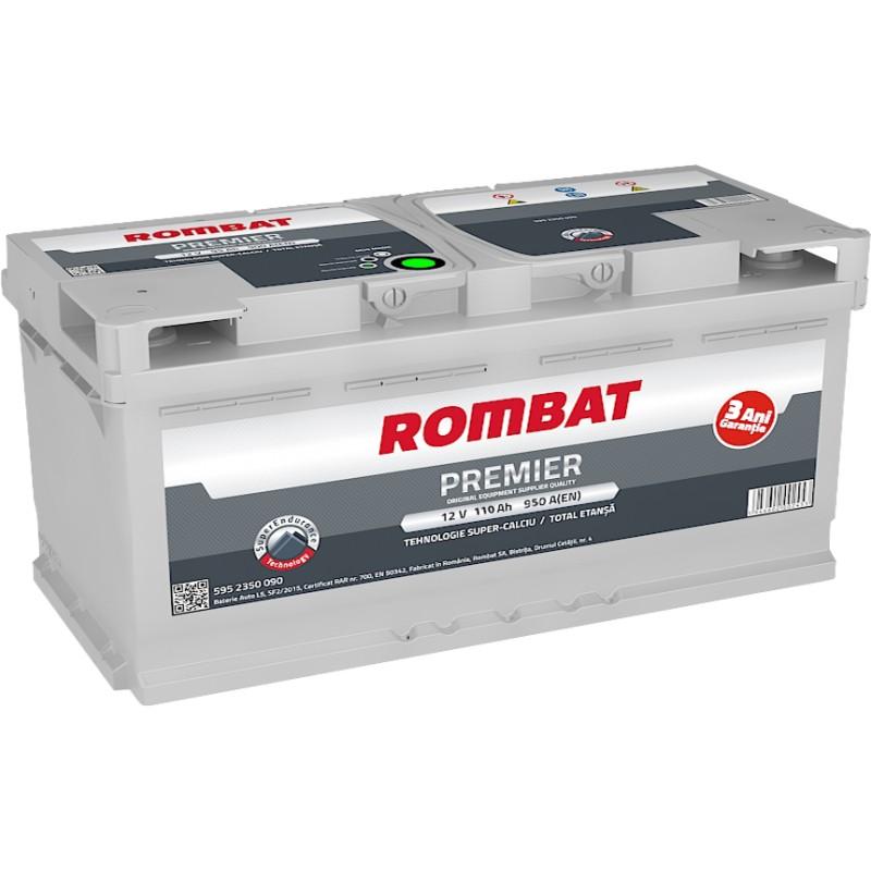 Baterie auto ROMBAT Premier 12V 110AH 950A