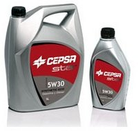CEPSA STAR SYNTHETIC ECO 5W30 5L