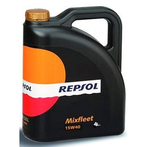 ULEI MOTOR Repsol Mix fleet 15W40 4L