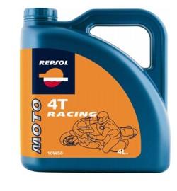 ULEI MOTOR MOTOCICLETA REPSOL Moto Racing 4T 10W50 4L
