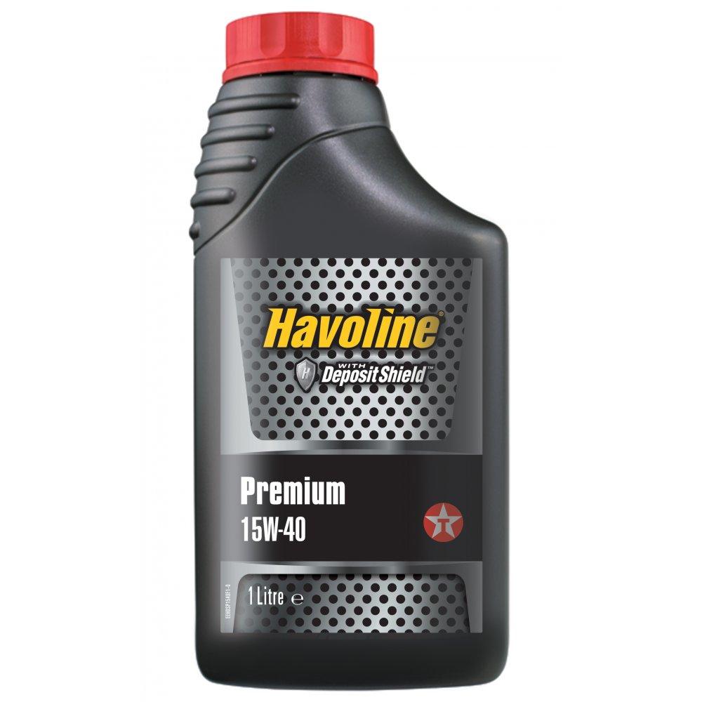 ULEI MOTOR TEXACO HAVOLINE PREMIUM 15W40 1L