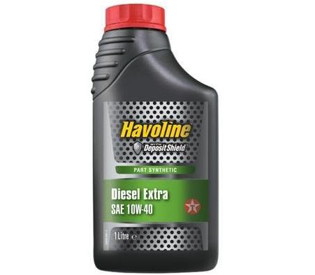 ULEI MOTOR TEXACO HAVOLINE DIESEL EXTRA 10W40 1L
