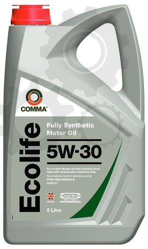 ULEI MOTOR COMMASYNTHETIC ECOLIFE 5W30 5L