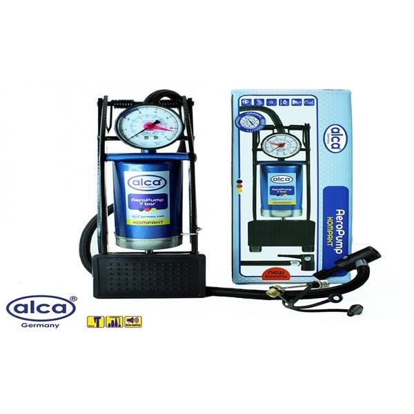 Pompa de picior pentru umflat roti ALCA 98417