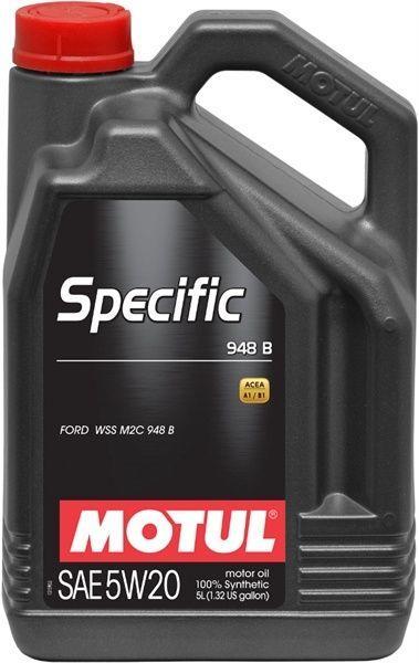 ULEI MOTOR MOTUL SPECIFIC 948B 5W20 5L