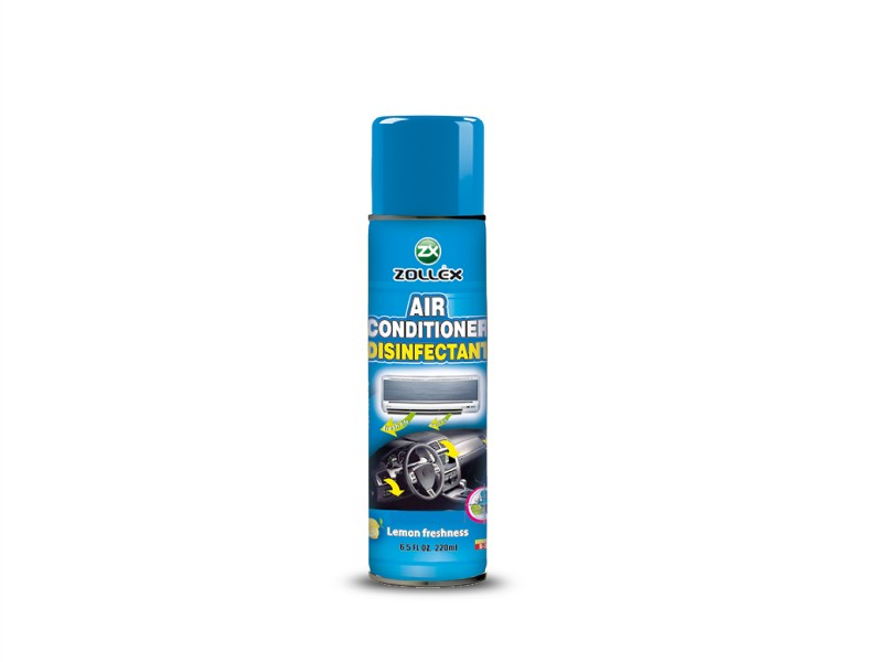 Solutie de unica folosinta pentru curatarea sistemului de aer conditionat ZOLLEX Z14005 S-100ZP 220 ml(cu spuma)