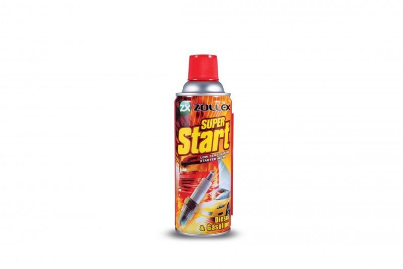 Spray pornire usoara a motorului ZOLLEX Z14002 ZC-213 400ml