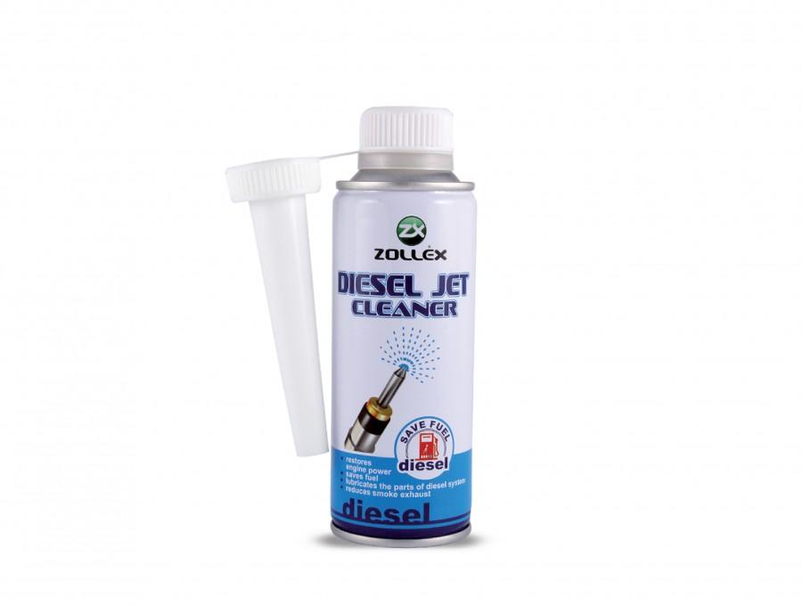 Solutie pentru curatarea injectoarelor de motorina ZOLLEX Z12011 DS25J 200ml