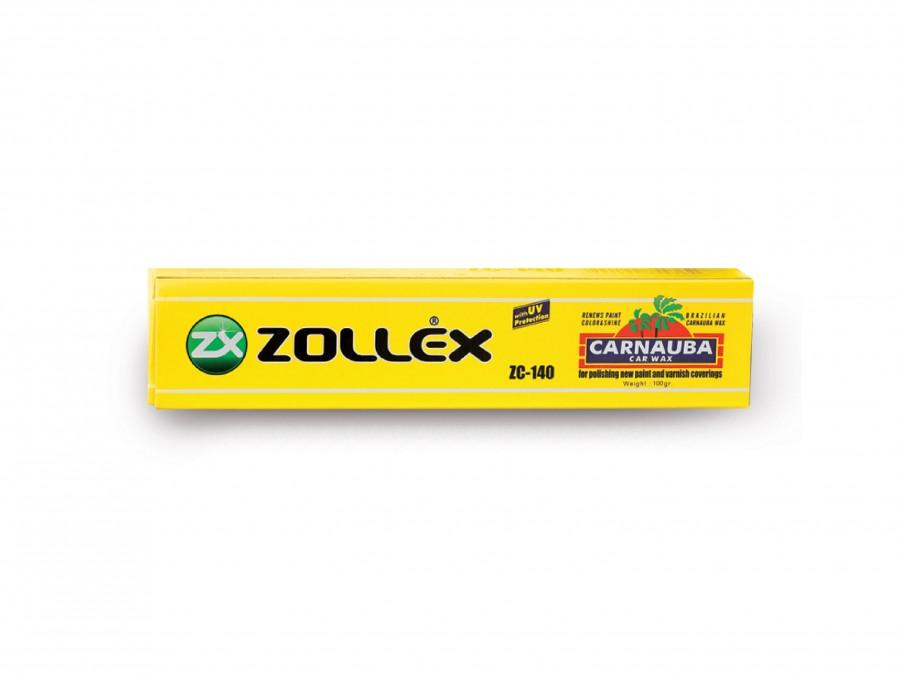 Pasta de lustruit pentru straturile de vopsea noi ZOLLEX Z10002 ZC-140 100g