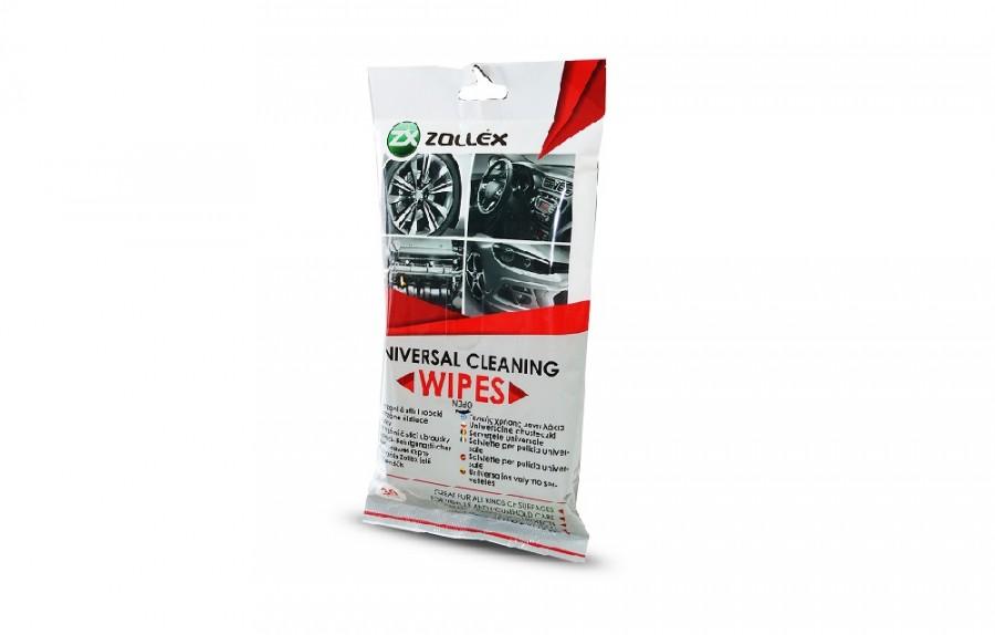 Servetele pentru curat universale ZOLLEX Z08011 WP-32