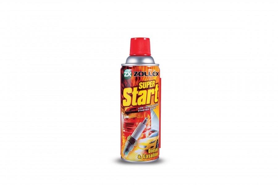 Spray pornire motor ZOLLEX Z14002 ZC-213 400ml