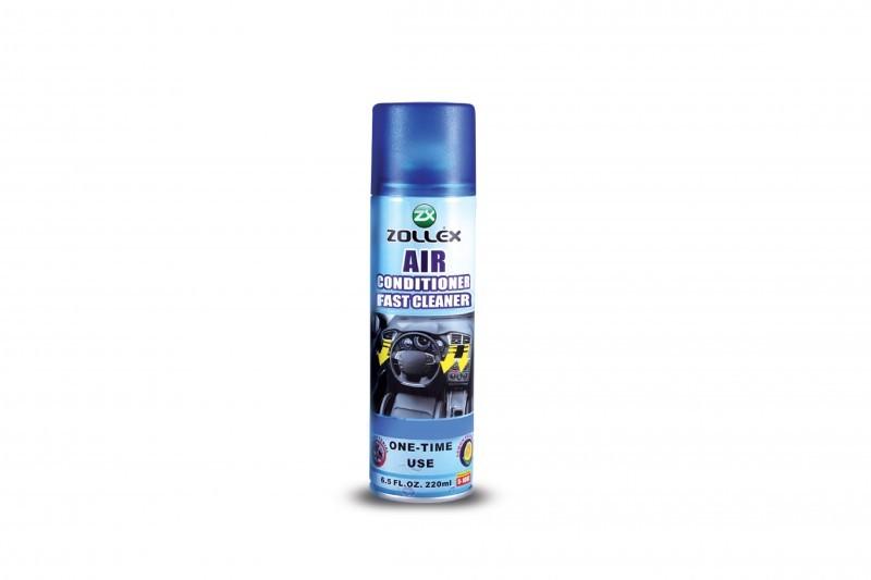 Solutie de unica folosinta pentru curatarea sistemului de aer conditionat ZOLLEX Z14006 S-100Z 200 ml