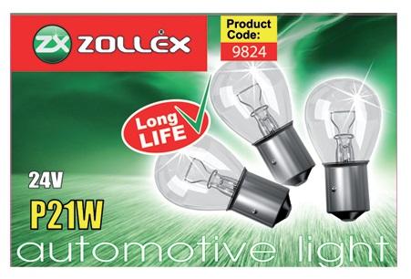 BEC AUTO ZOLLEX Z18003 24V 21W BA15S (freight program)  9824