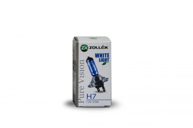 BEC AUTO ZOLLEX Z19001 H7 12V 55W PV 60124 Pure vision (blue)