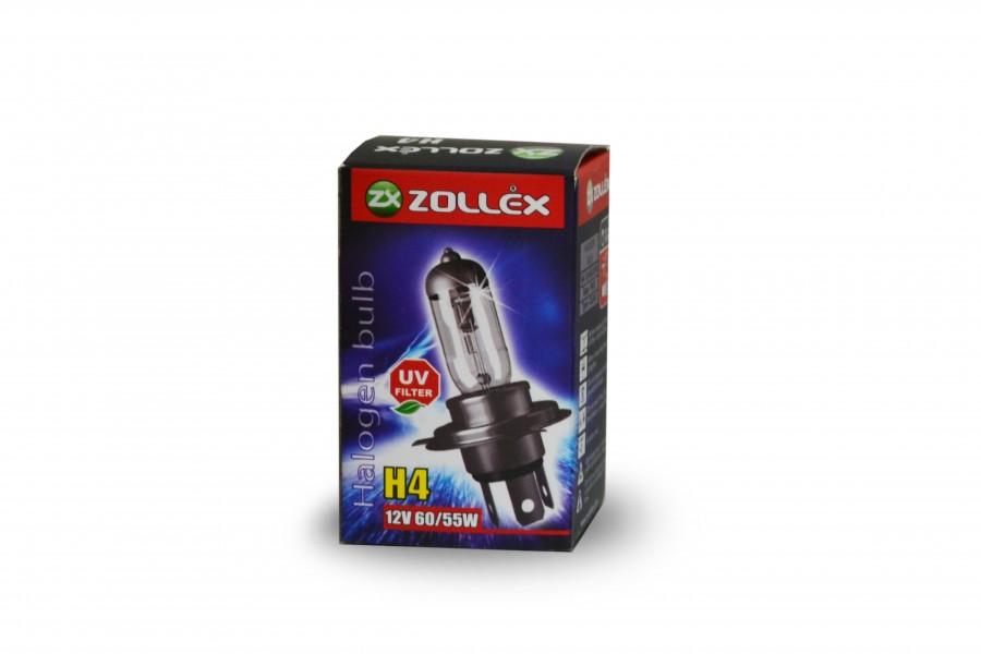 BEC AUTO ZOLLEX Z19006 H4 12V 60/55W 8924 Standard