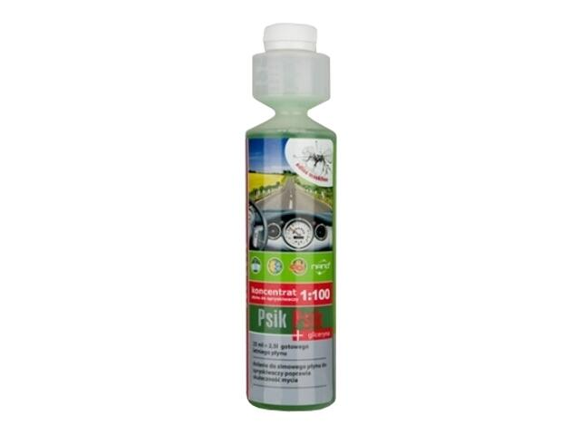 Lichid de parbriz concentrat vara Autoland APPLE 250ml