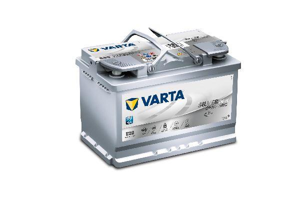 Baterie auto VARTA AGM E39 570901076D852 12V 70AH 760A