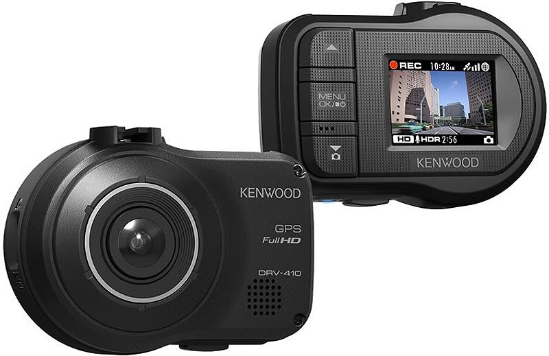 Camera video auto KENWOOD DRV-410