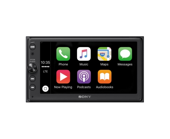 Sistem multimedia 6.4 ICNH, Sony XAVAX100