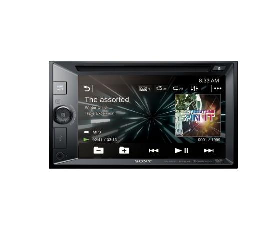 Sistem multimedia 6.2 inch Sony XAVW651BT