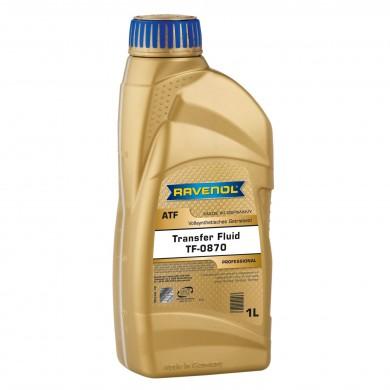 Ulei pentru cutie viteze manuala RAVENOL 1211128 Transfer Fluid Tf-0870 ATF 1L