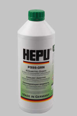 Antigel concentrat HEPU VERDE RENAULT 1.5L