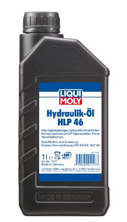 ULEI HIDRAULIC LIQUI MOLY 1117 HLP46 1L