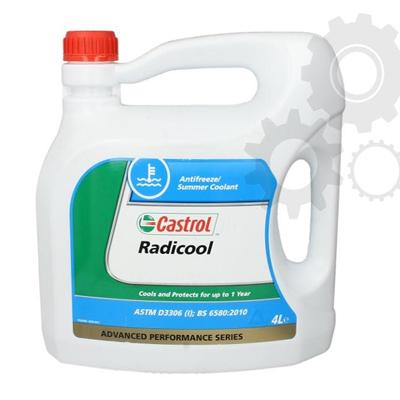Antigel concentrat CASTROL RADICOOL G11 4L
