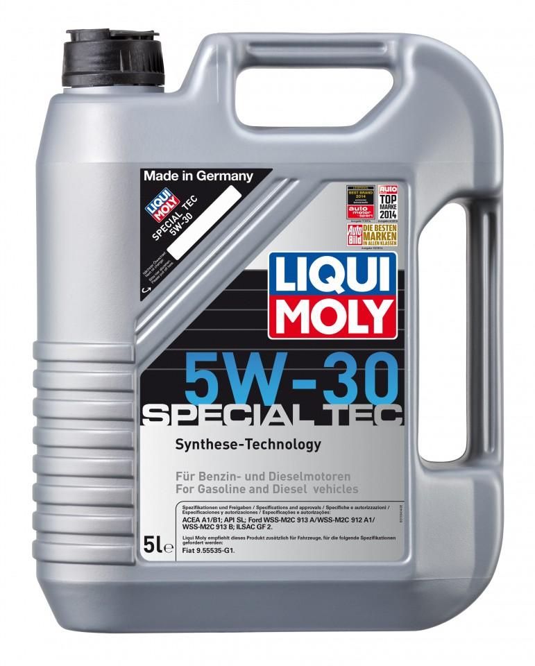 Ulei de motor LIQUI MOLY SPECIAL TEC 1164/9509 5W30 5L