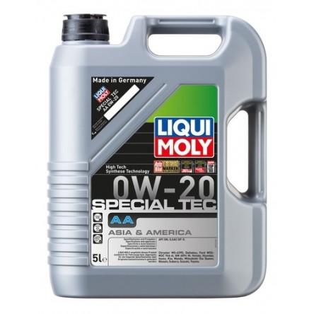 Ulei de motor LIQUI MOLY 9734 ULEI SPECIAL TEC AA 0W20 5L
