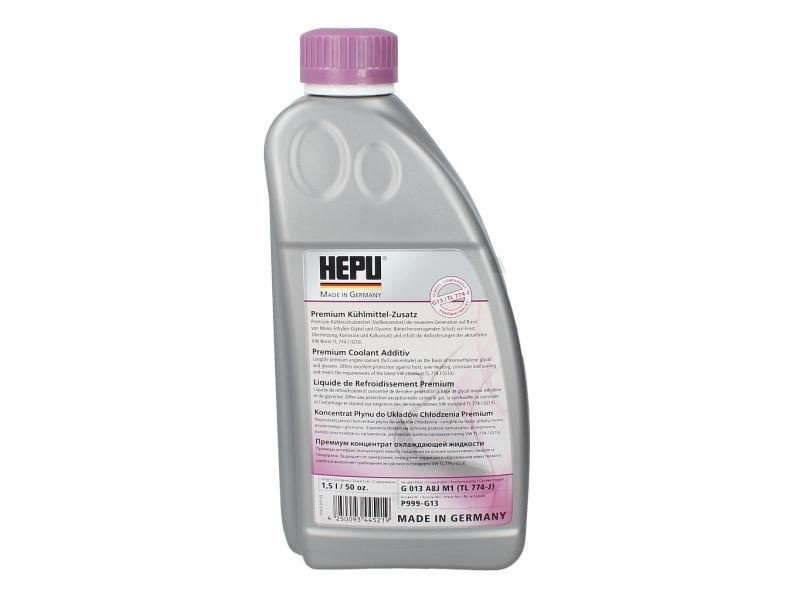 Antigel concentrat HEPU Mov G13 1,5L