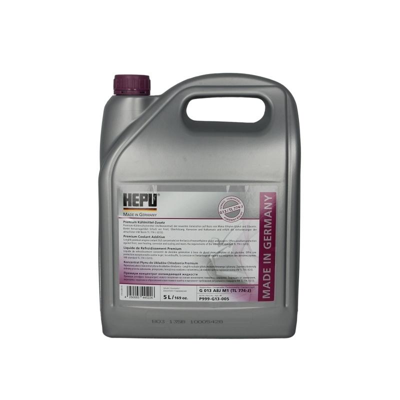 Antigel concentrat HEPU G13 MOV 5L