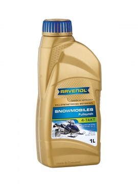 ULEI MOTOR MOTOCICLETA RAVENOL 1151311 Snowmobiles 4T Fullsynth 4T 1L