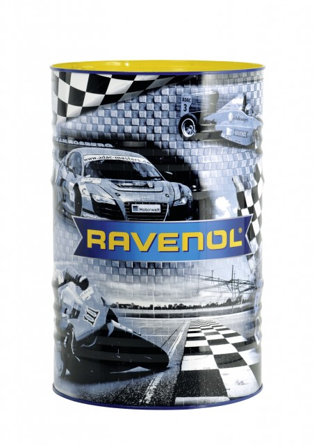 ULEI MOTOR RAVENOL 1121101 Super Synthetic Truck 5W30 208L
