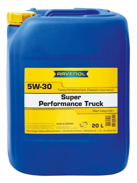 ULEI MOTOR RAVENOL 1122102 Super Performance Truck 5W30 20L