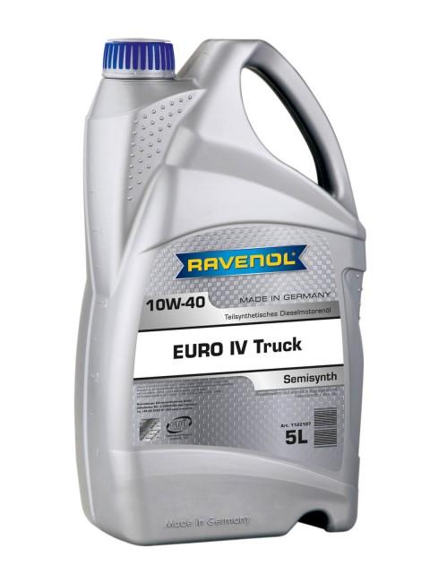 ULEI MOTOR RAVENOL 1122107 EURO IV Truck E6, E7 10W40 5L