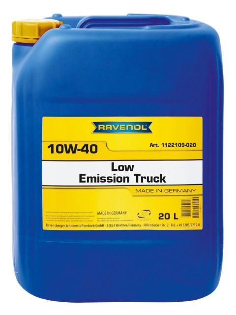 ULEI MOTOR RAVENOL 1122109 LOW Emission Truck 10W40 20L