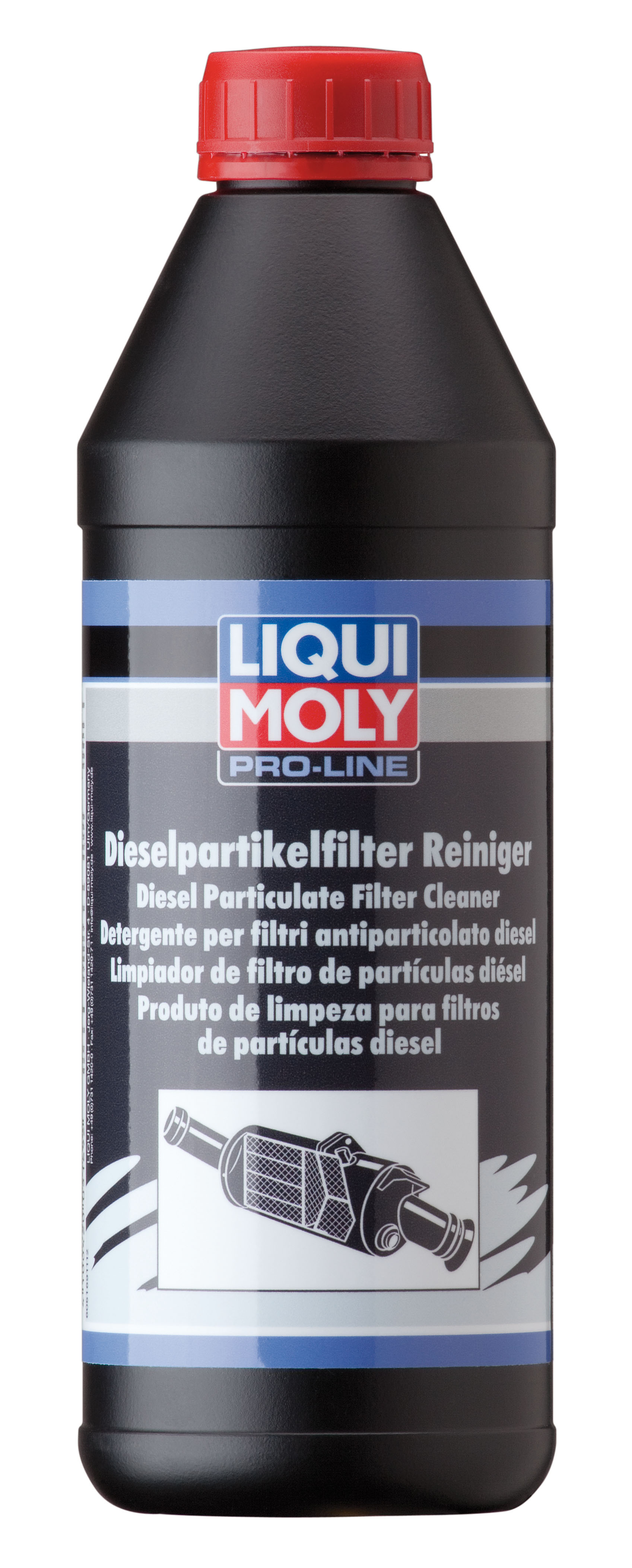 ADITIV CARBURANT PARTICULATE FILTER CLEANER LIQUI MOLY 5169 1L