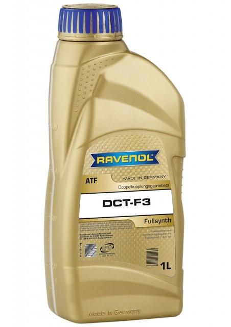 Ulei pentru cutie viteze automata RAVENOL 121113 DCT-F3 ATF 1L