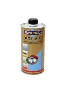 Lichid de frana RAVENOL 1350602 DOT 5.1 1L